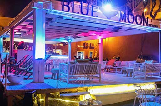 Blue Moon - Ponza